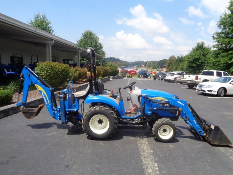 2013 New Holland Boomer 25 Tractor For Sale