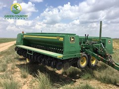 Grain Drill For Sale 1998 John Deere 455