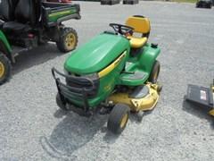 Riding Mower For Sale 2012 John Deere X300 , 18 HP