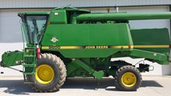 Combine For Sale 1997 John Deere 9600