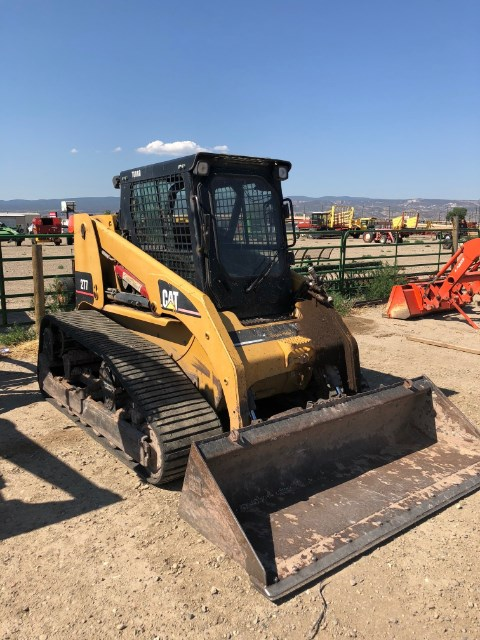 2004 Caterpillar 277 Skid Steer-Track For Sale