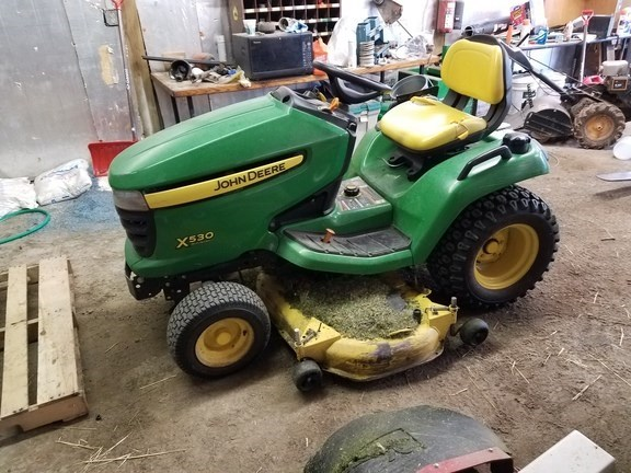 2010 John Deere X530 Riding Mower For Sale