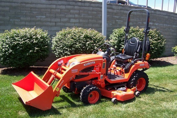 2015 Kubota BX2670RV60D-1 Tractor For Sale
