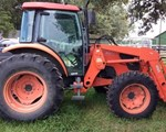 Tractor For Sale: 2008 Kubota M9540DTC, 95 HP