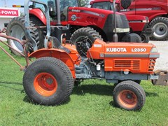Tractor For Sale 1992 Kubota L2350 , 25 HP