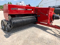 Baler-Square For Sale 2010 Case IH SB541