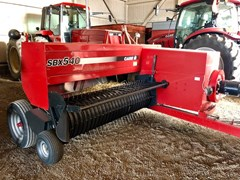 Baler-Square For Sale 2008 Case IH SBX540