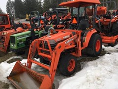 Tractor For Sale:   Kubota B2400 , 24 HP