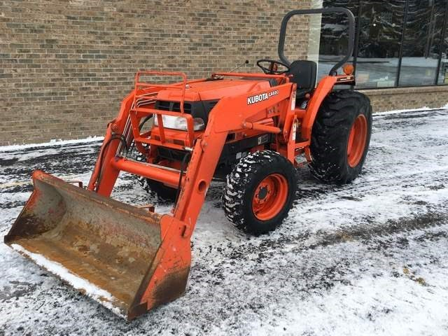 1997 Kubota L4200GST Tractor For Sale