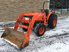 Tractor For Sale:  1997 Kubota L4200GST , 45 HP