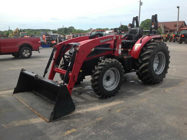 2013 Mahindra 5035 Tractor For Sale