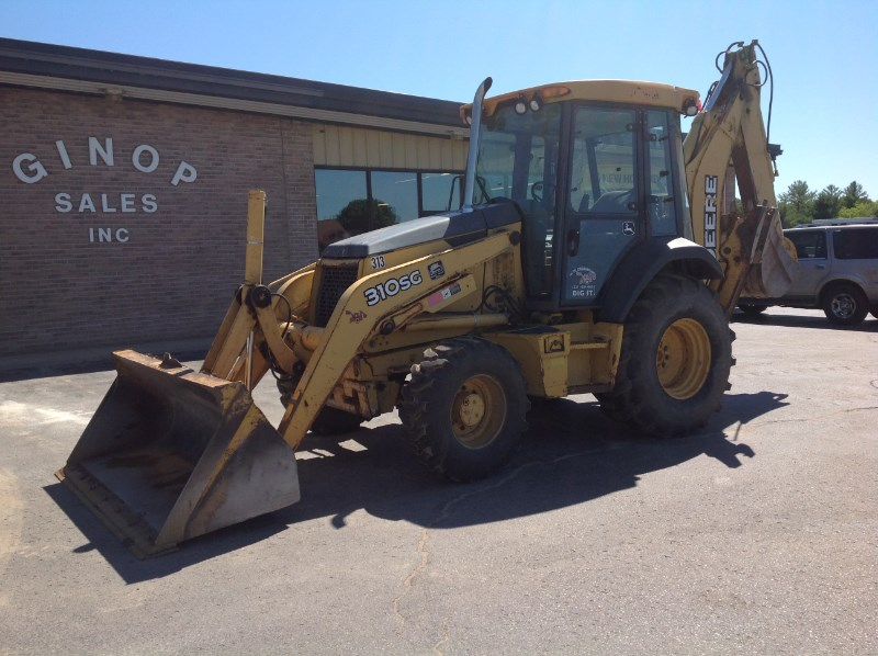 2005 John Deere 310SG Loader Backhoe For Sale