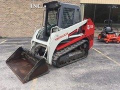 Skid Steer For Sale:  2007 Takeuchi TL130 , 67 HP