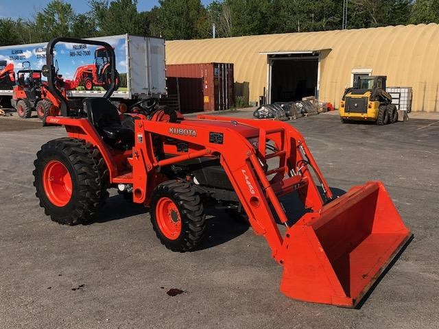 2009 Kubota L3400HST Tractor For Sale