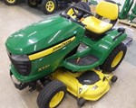 Riding Mower For Sale: 2011 John Deere X530, 25 HP