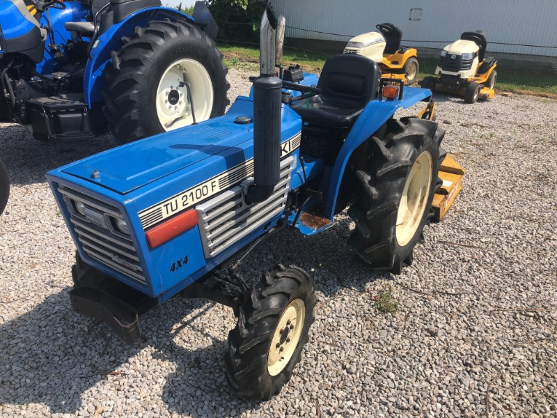 Iseki TU 2100F Tractor - Compact For Sale