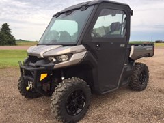 Utility Vehicle For Sale 2016 Can-Am 2016 DEFENDER XT HD8 SILVER SKU # 8FGA