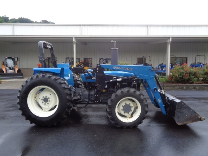 1997 New Holland 4630 Tractor For Sale