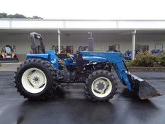 Tractor For Sale 1997 New Holland 4630 , 60 HP