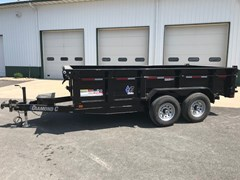 Dump Trailer For Sale 2018 Diamond C 21WD-14X82