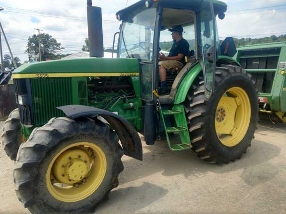 2007 John Deere 6603 Tractor For Sale