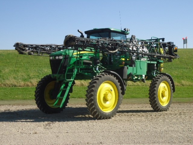 2008 John Deere 4730 Sprayer-Self Propelled For Sale