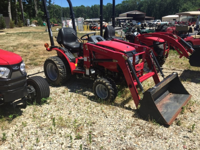 2014 Mahindra MAX24HIL Tractor - Compact For Sale