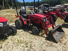 Tractor - Compact For Sale:  2014 Mahindra MAX24HIL