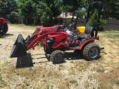 Tractor - Compact For Sale:  2015 Mahindra EX22HIL