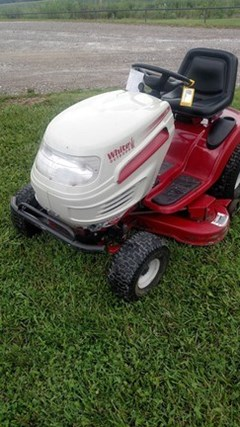 Riding Mower For Sale:  2000 White 2150