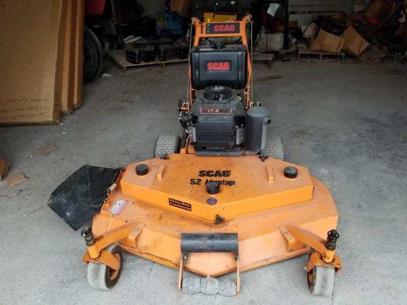 2000 Scag SW52A-17KA Walk-Behind Mower For Sale