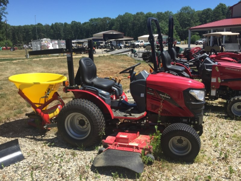 2016 Mahindra EXS224FHTM Tractor For Sale