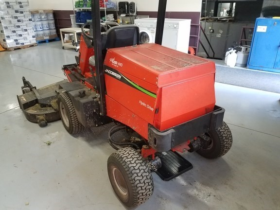 2004 Jacobson 628D Riding Mower For Sale