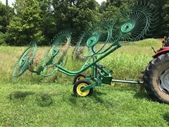 Tedder For Sale John Deere 702