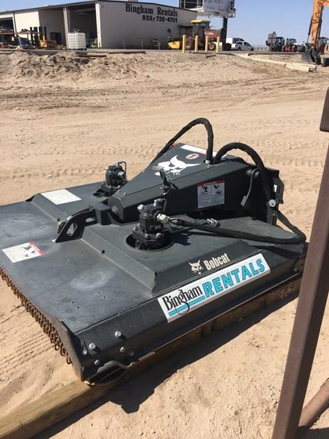 Bobcat RC72 Misc. Construction