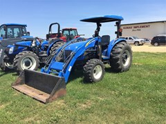Tractor For Sale New Holland T2420 , 60 HP
