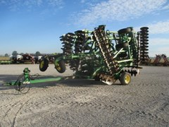Disk Harrow For Sale:  2007 John Deere 637