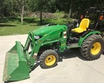 Tractor For Sale: 2016 John Deere 2032R, 32 HP