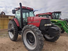 Tractor For Sale 1998 Case IH MX120 , 100 HP