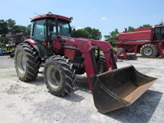 Tractor For Sale 2008 Case IH FARMALL 95A , 93 HP