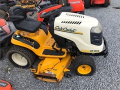 Riding Mower For Sale Cub Cadet GT1554 , 27 HP
