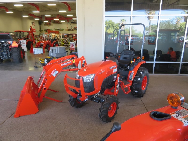 2018 Kubota B2650 Tractor For Sale