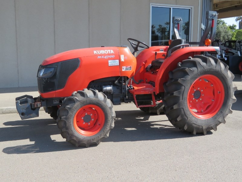 2012 Kubota MX4700 Tractor For Sale