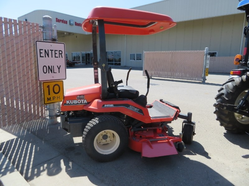 2006 Kubota ZD21F Zero Turn Mower For Sale