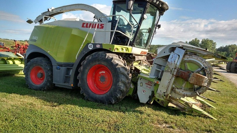2016 Claas JAGUAR 940 Forage Harvester-Self Propelled For Sale