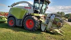 Forage Harvester-Self Propelled For Sale 2016 Claas JAGUAR 940