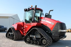 Tractor For Sale 2014 Case IH Steiger 620Q , 620 HP