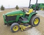 Tractor For Sale: 2000 John Deere 4200, 27 HP