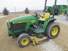 Tractor For Sale:  2000 John Deere 4200 , 27 HP
