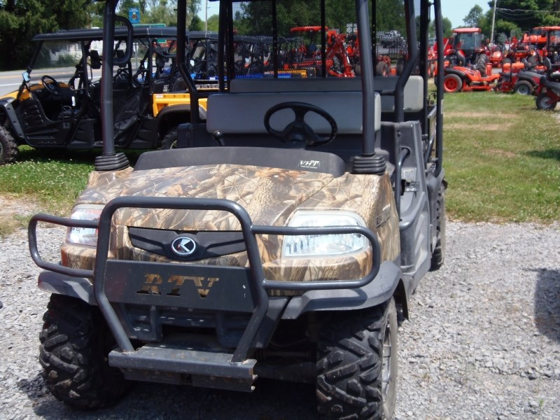 Kubota RTV1140 Utility Vehicle For Sale